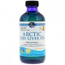 Nordic Naturals, Масло <b>печени арктической трески</b>, со вкусом ...