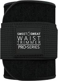 <b>Sweet Sweat</b> Premium <b>Waist</b> Trimmer (Pink Logo) for Men & Women ...