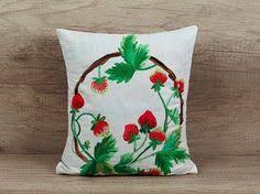 Decorative pillow cases, <b>Cross</b> stitch pillow, Contemporary pillows