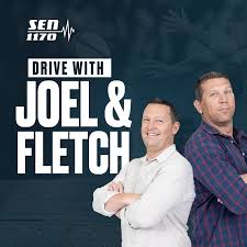 Drive with Joel & Fletch