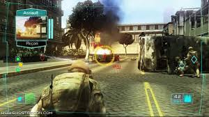 Resultado de imagen para ghost recon advanced warfighter xbox