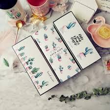 <b>Creative Cactus Pattern Packaging</b> Gift Box Nougat Cookie Candy ...
