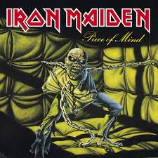 <b>Piece</b> of Mind - <b>Iron Maiden</b>