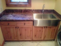 Laundry Cabinets Home Depot Furniture Have A Rustic Unfinished Base Cabinets For Home