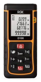 <b>Дальномер RGK D100</b> - обзор, сравнение, характеристики