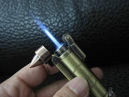 Creative Design bullet <b>Windproof</b> Flame Cigarettes <b>Lighter</b> Pipe ...