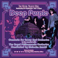 Doing a 180: <b>Deep Purple</b>, <b>Concerto</b> for Group and Orchestra | Rhino