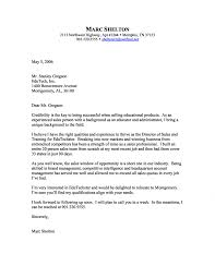 Outstanding Cover Letter Sample Of Job Cover Letter Sample Of Job Cover Letter