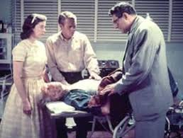 Image result for images of 1958 movie the blob