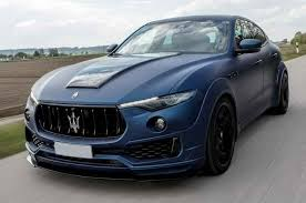 Maserati Levante - тюнинг, рестайлинг, <b>обвес</b> - Киев, установка ...