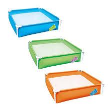 Детский каркасный <b>бассейн Bestway My First</b> Frame Pool ...
