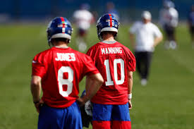 Eli Manning will start Week 1, but Daniel Jones is closer to playing for