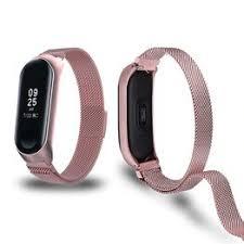 Strap for Xiaomi Mi Band Bracelet MiBand 4 Strap Metal ... - Vova