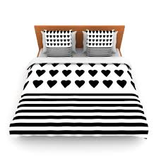 black and white striped bedding with gold heart bedroom black and white striped furniture