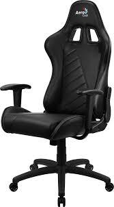 Игровое <b>кресло Aerocool AC110</b> Air, черный - купить по выгодной ...
