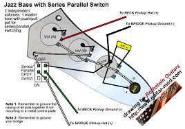 series parallel wiring 2 single coils 1 volume 1 tone fwiw a quick internet search yielded this