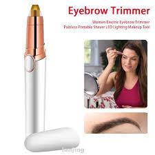 <b>Women Multifunctional</b> USB Rechargeable Pen Shape Facial Hair ...