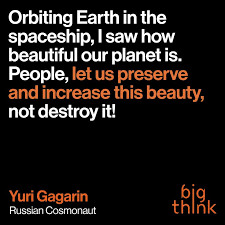 Image result for gagarin quotations