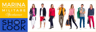 LOOKBOOK UOMO - Marina Militare Sportswear