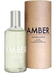 THE CONRAN SHOP - <b>Laboratory Perfumes Amber</b> eau de toilette ...
