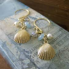 <b>Sea Shell</b> Jewellery for Summer - Alexis Dove Jewellery