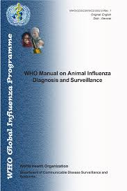 WHO Manual on Animal Influenza Diagnosis and Surveillance