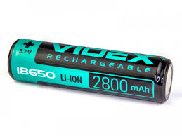 ROZETKA | <b>Аккумулятор Videx</b> Li-Ion <b>18650 2800mAh</b> (с защитой ...