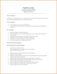 5 experienced dental hygienist resume financial statement form dental assistant resume objective 2015 resume template builder