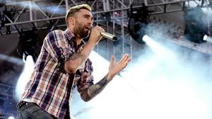 Review: <b>Maroon 5</b> barely sound like a band on '<b>Overexposed</b>'