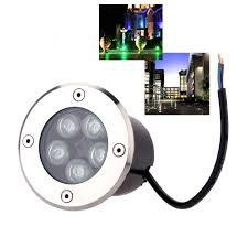2019 <b>Waterproof led light garden</b> underground 1W 5W IP67 Outdoor ...