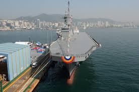 South <b>Korea</b> to build ship for short-takeoff-and-vertical-landing aircraft