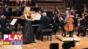 Anne-Sophie Mutter, Daniel Barenboim, Yo-Yo Ma – <b>Beethoven</b> ...