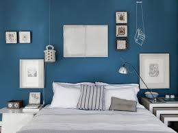 Chambre on mise sur des murs color� s elle d� coration