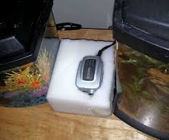 How to <b>Quiet</b> Your <b>Aquarium Air</b> Pump for Cheap: 6 Steps