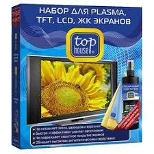 Набор Top House для PLASMA, TFT, <b>LCD</b> и ЖК экранов (2 ...