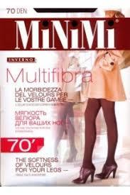 <b>Колготки Minimi</b> Multifibra <b>70 den</b> — Модно-Трикотаж