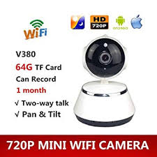 2pcs hd 720p ip camera wireless network wifi outdoor indoor home security monitor sp007 eu plug ship from germany