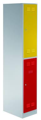 <b>Wardrobe</b> cabinet, 2 <b>compartments</b>