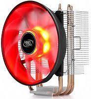 <b>Кулер PCCOOLER Q100M V2</b> Универсальный (TDP 75W, Al ...