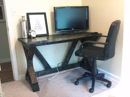 inspiring fancy x desk do it yourself home projects from ana white home design ideas ana white build office