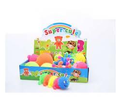 <b>Развивающая игрушка Junfa</b> антистресс <b>Мялка</b>-колючка ...