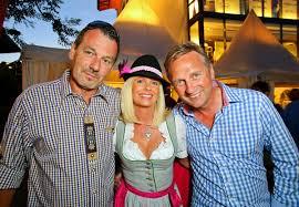 Hatten Spass! Helmut Trisek,Christine Hofer und Andreas Ebster ... - 4873166_web