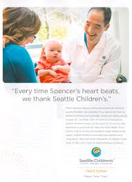 hospital print ads the healthcare marketer seattle childrens