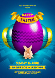 colors happy easter flyer psd psd com happy easter flyer green easter easter eggs easter rabbit egg hunt flowers green grass