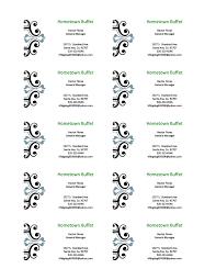 card microsoft office card template microsoft office card template medium size