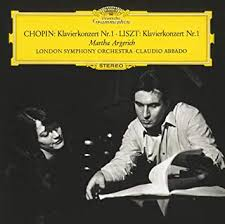 <b>Chopin</b>, Liszt: Piano Concertos / <b>Martha Argerich</b>, London
