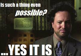 Ancient Aliens on Pinterest | Aliens, History Channel and Guys via Relatably.com