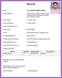 biodata format general nursing best almarhum biodata format general nursing biodata resume format and 6 template samples hloom biodata sample scribd biodata