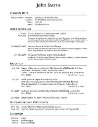 best resume layouts 2013 latex templates curricula vitaersums good resume examples for high school students