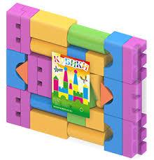"""<b>Нордпласт Конструктор</b> выдувной """"Кубики"""" - 29: с бесплатной ..."""